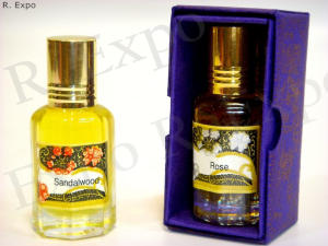 """Song of India"" Natural Parfumoil Patchouli"