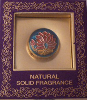 Song of India Natural Parfumcreme PATCHOULI a`6g, 2 Stück