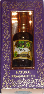 "Song of India Natural Parfumoil ""Amber"""