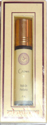 "Chakra Roll on Parfumöl ""Crown"" (Krone)"
