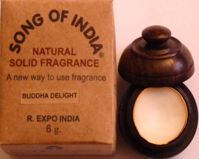"""Song of India"" Parfumcreme ""Buddha Delight"""