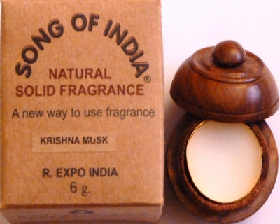 """Song of India"" Parfumcreme ""Krishna Musk"""
