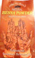 "Song of India ""Henna Powder Pflanzenfarbe für Haar und Body"" 100g"