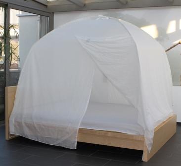 baldachine und decken leben ohne elektrosmog ihrer gesundheit zuliebe. Black Bedroom Furniture Sets. Home Design Ideas