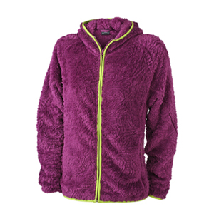 JN563 Ladies Fleece Hoody