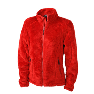 JN561 Ladies Highloft Fleece Jacket