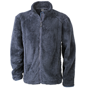 JN562 Mens Highloft Fleece Jacket