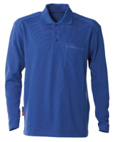 Polo-Hemd Kansas MATCH blau