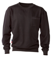 Sweat-Shirt Kansas MATCH schwarz