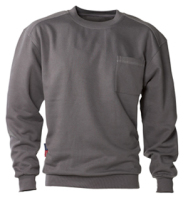 Sweat-Shirt Kansas MATCH grau