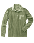 Polo Shirt Charlie - leaf
