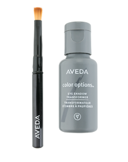 Aveda color options eye shadow transformer