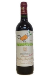 chateaumoutonrothschild1999