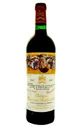 chateaumoutonrothschild1987