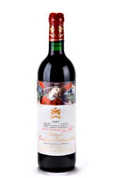 chateaumoutonrothschild1985