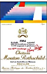 chateaumoutonrothschild1984