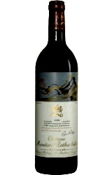 chateaumoutonrothschild1981