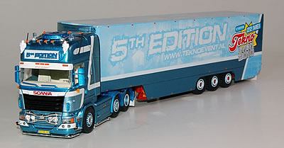 Scania Tekno Event 2010