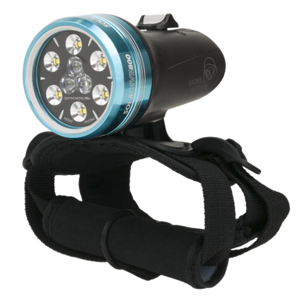 Light&Motion Sola Dive 800