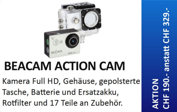 Beacam Action Cam