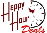 Happy Hour Deals, von 18.00 - 20.00 Uhr