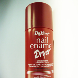 Demert Nail-Enamel Dryer