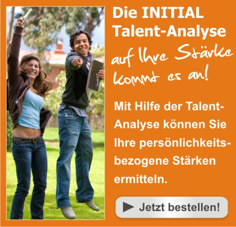 INITIAL Talent-Analyse für den Coach