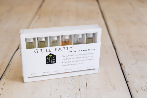Öl- Set Grillparty