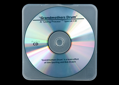 Grandmothers Drum CD
