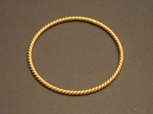 1/2 LOST CUBIT Ring