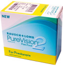 PureVision2 for Presbyopia - mulifocal, Monatslinse