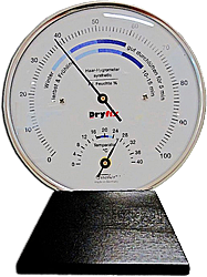 Fischer 122.01HT Hygrometer Thermometer