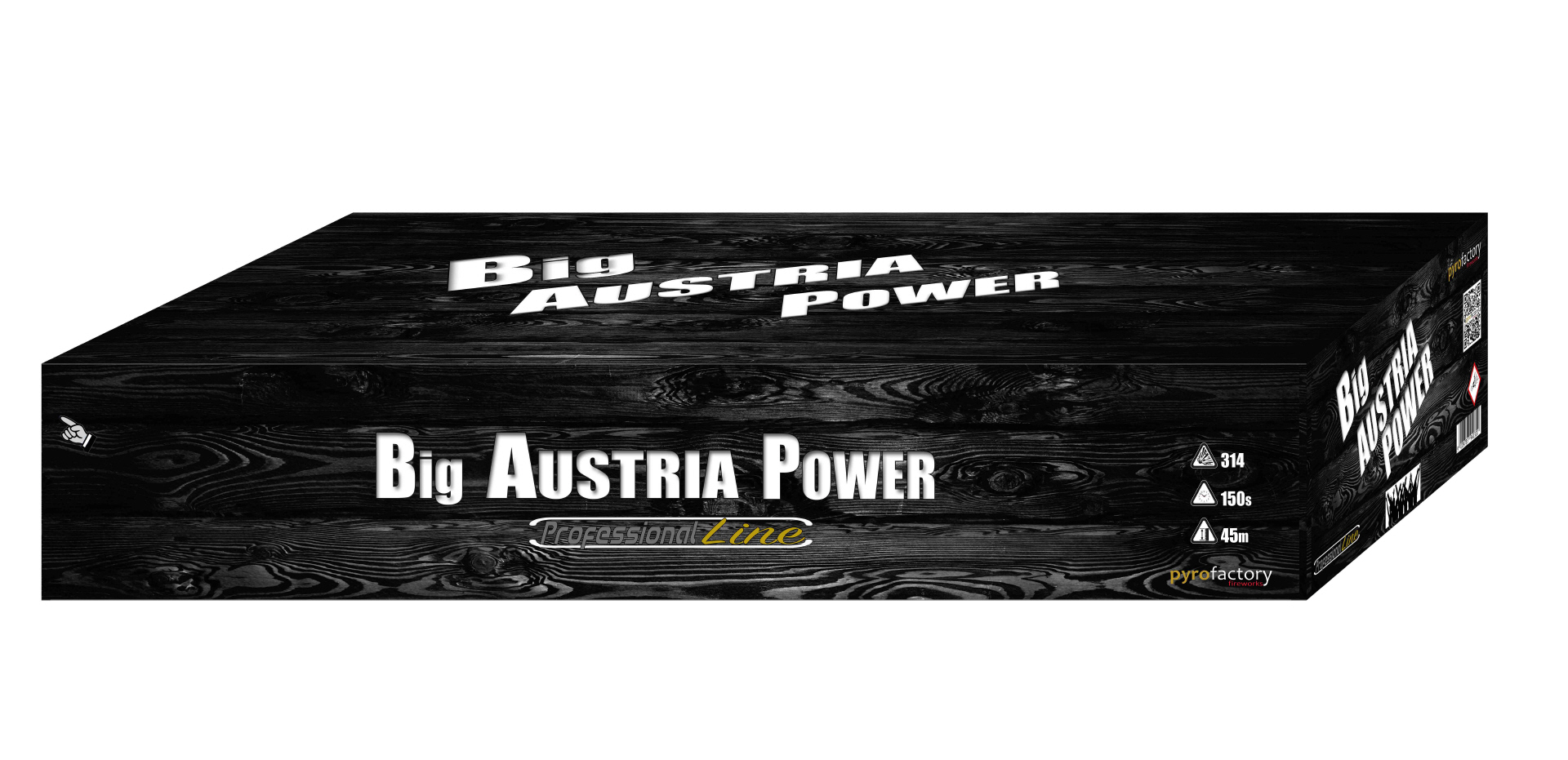 Big Austria Power-314 Schuss