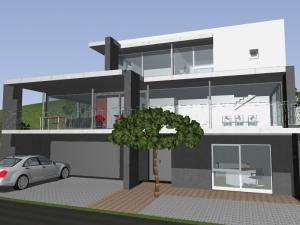 einfamilienhaus architektur architekturb ro ostschweiz. Black Bedroom Furniture Sets. Home Design Ideas