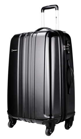 valise delsey lite gloss 55/64/75 4 roues