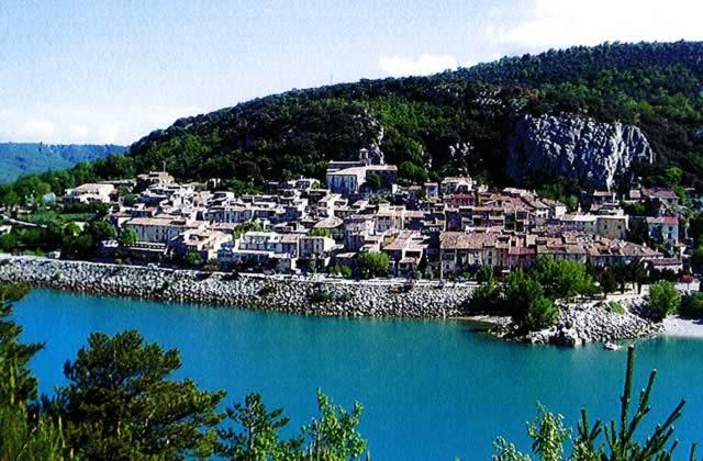 Bauduen office de tourisme verdon lac de sainte croix - Office du tourisme lac de sainte croix ...
