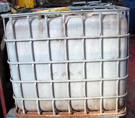 Big bag occasion container 1000l container container - Fut metallique occasion ...
