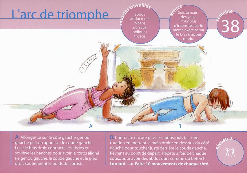 Bye bye bidon exercices abdos express pour des femmes for Douleur pied exterieur