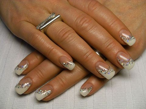 French mit Glitter