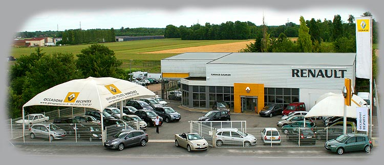 Garage concessionnaire renault rosi res garage gaurier for Garage renault a troyes