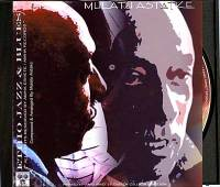 Mulatu Astatke CD Cover