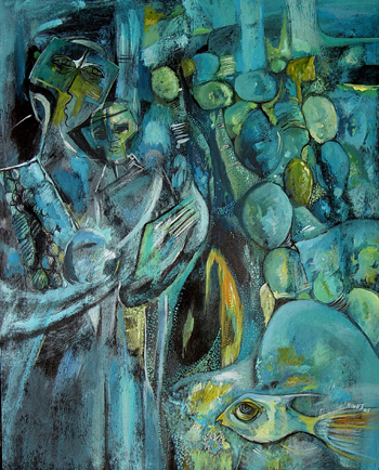 Midnight-Walk-80x100cm-2005
