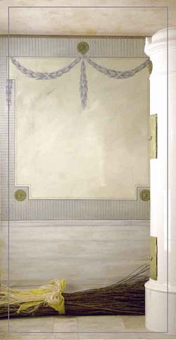 Wandmalerei Tapetenmalerei Illusionsmalerei Horus Kunstmalerei ...