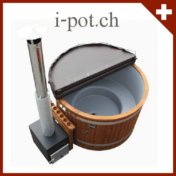 i der hotpot baden wo du willst badezuber badebottich hottub sauna. Black Bedroom Furniture Sets. Home Design Ideas