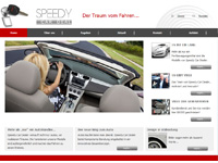 Website Autohandel