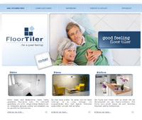 Website Fliesen