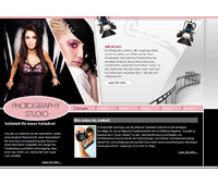 Website Fotostudio