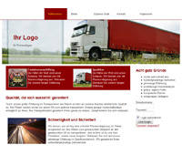 Website Transporte