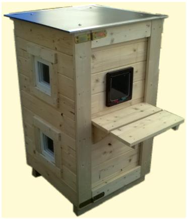 katzenhaus biz wetterfeste katzenh tten und katzenh user. Black Bedroom Furniture Sets. Home Design Ideas