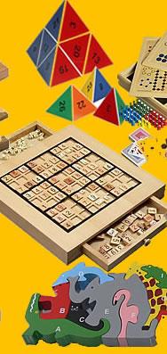 Knobel Spiele